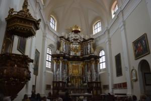 Sanktuarium w Trokach