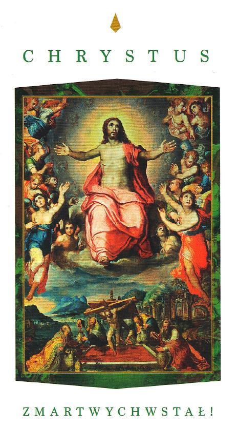 Chrystus Zmartwychwstal