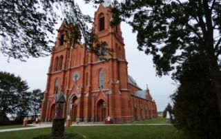 Kościół w Starych Wasiliszkach